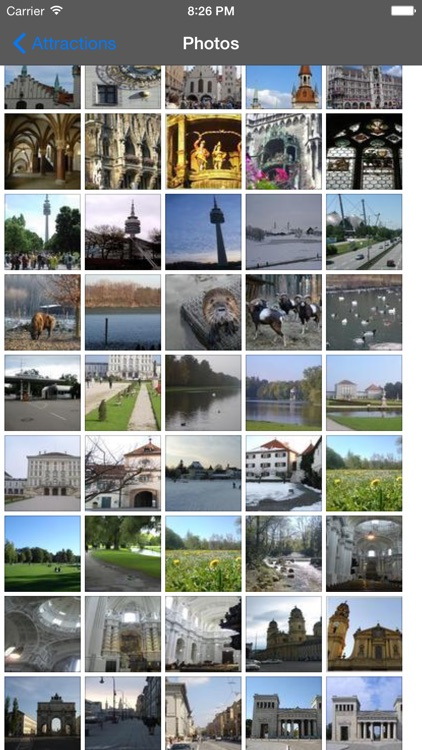 Munich Travel Guide Offline screenshot-1