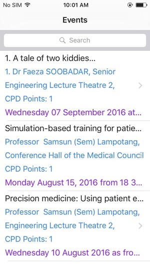 Medical Council (Mauritius) on the App Store