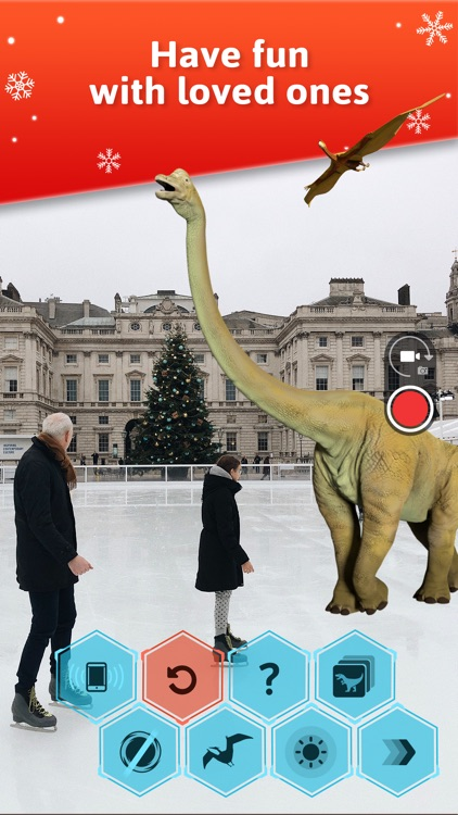 Monster Park - AR Dino World screenshot-3