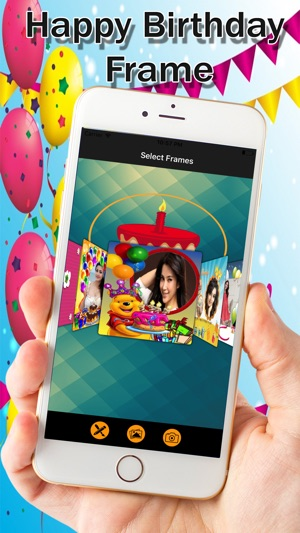 Birthday Photo Frames-Wish All Friends on the App Store