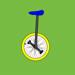 Unicycle Sticker Pack