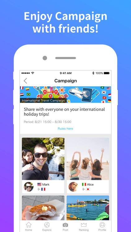 Airtripp - Meet global friends screenshot-4