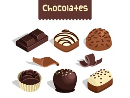 Chocolate Stickers!