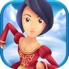 3Dの女の子プリンセスラン - iPhoneアプリ