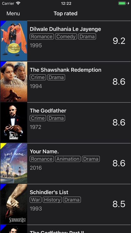 Find movies to watch screenshot-3