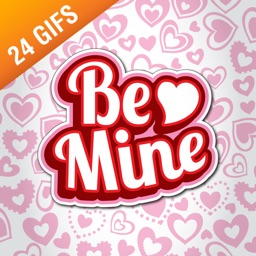 Be Mine iSticker