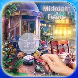 Hidden Objects Of A Midnight Dance