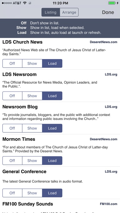 LDS News screenshot-4