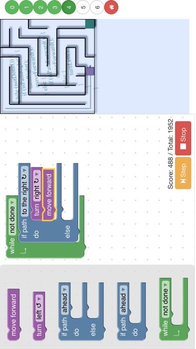 oxBlocks - coding gameのおすすめ画像1