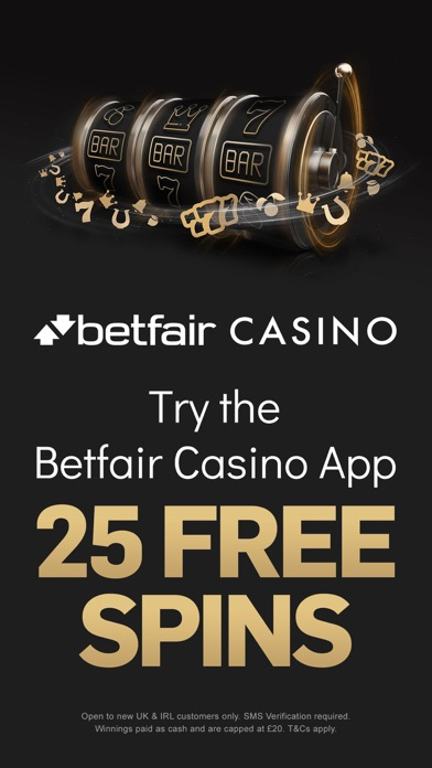 Betfair casino 30 free spins
