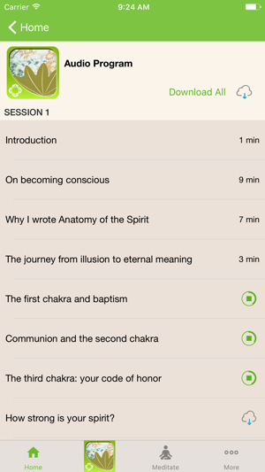Anatomy Of The Spirit On The App Store