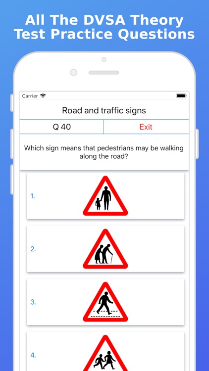 UK 2021 Driving Theory Test screenshot-0
