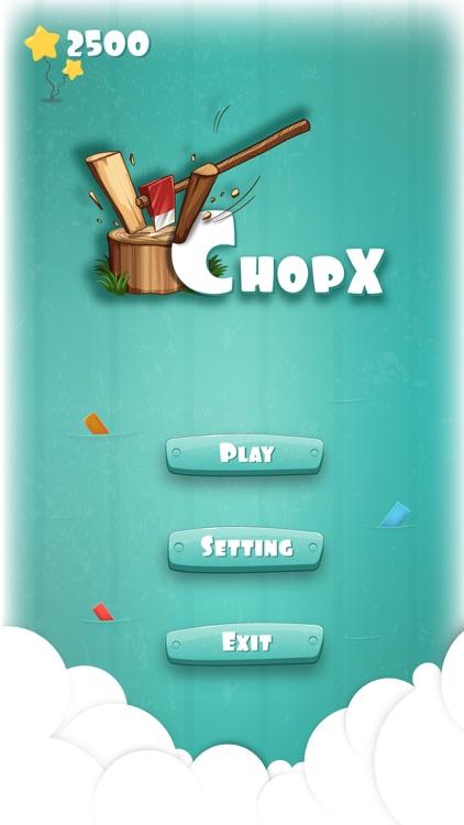 ChopX - Chop It Up Game screenshot-5