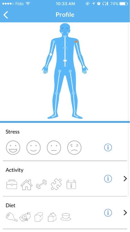 LiveWith Arthritis Plus screenshot-3