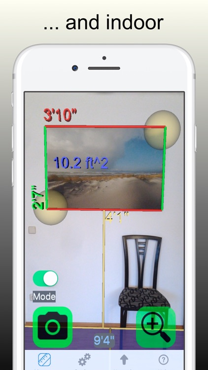 measure distance with iphone measure ruler 3d by christian neubauer 15670