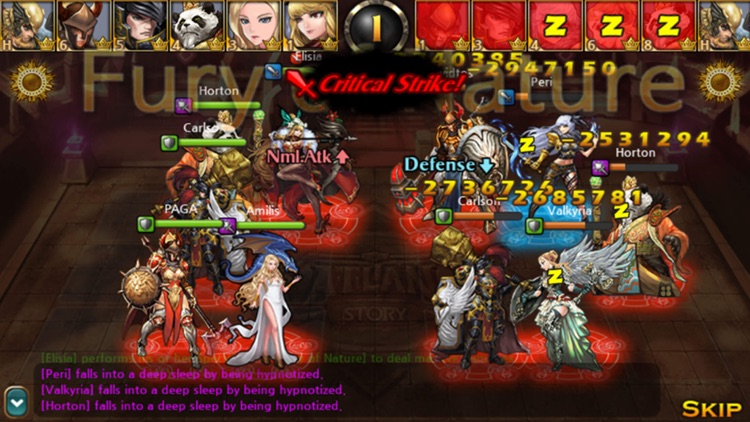 Heroes of Atlan screenshot-4