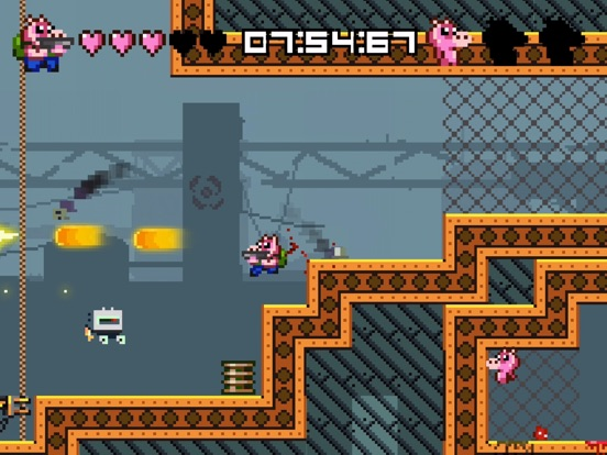 Ammo Pigs: Armed and Delicious screenshot #2