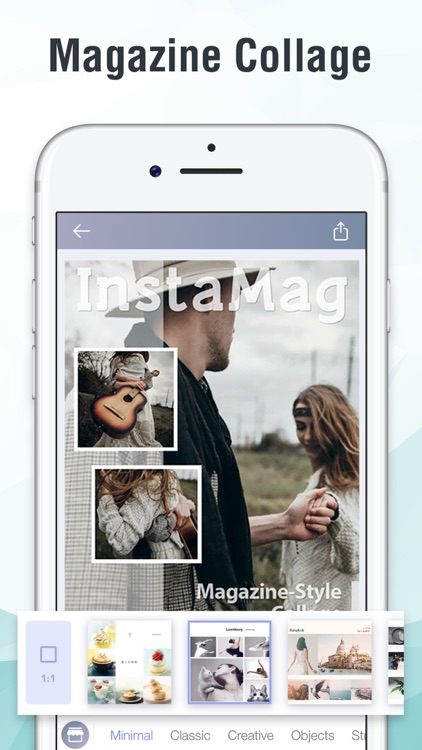 InstaMag - Photo Collage Maker