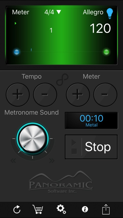 Metronome ∞ screenshot-1