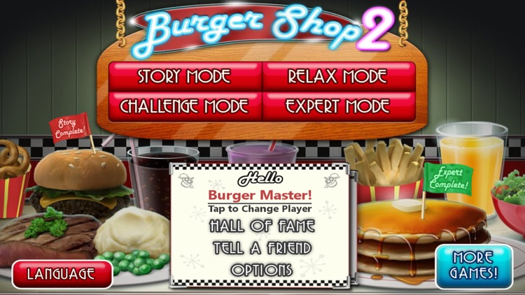 Burger Shop 2 screenshot-4
