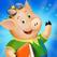 3 Little Pigs Bedtime Story