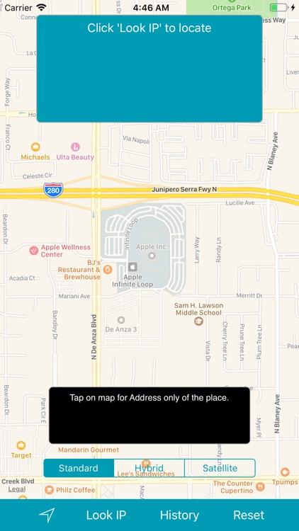 IP Locator – Address Finder