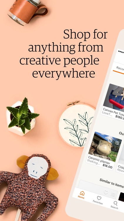 Etsy – Shop Creative screenshot-0