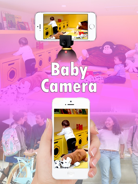 Baby Cam Sleep Monitor screenshot 8