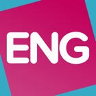 ENG: Top English learning app icon