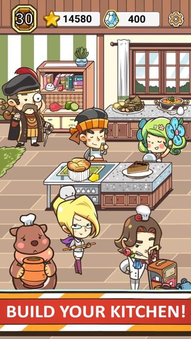 Chef Wars JourneysScreenshot of 1