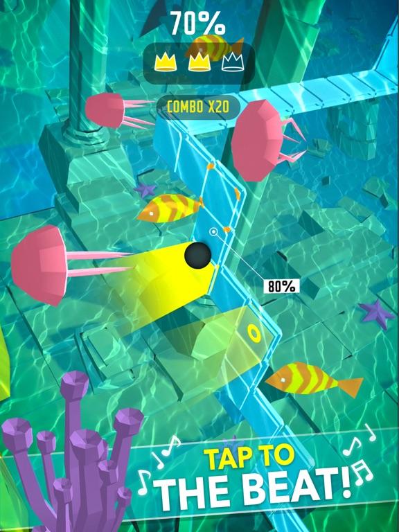 Dancing Ball World: Music Game screenshot 8