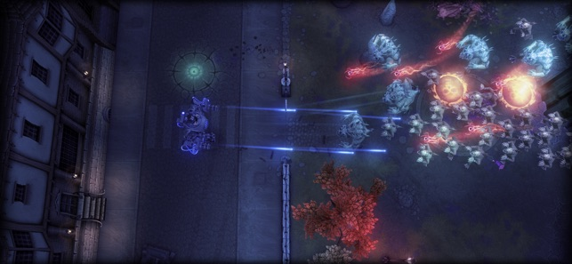 Tesla vs Lovecraft Screenshot
