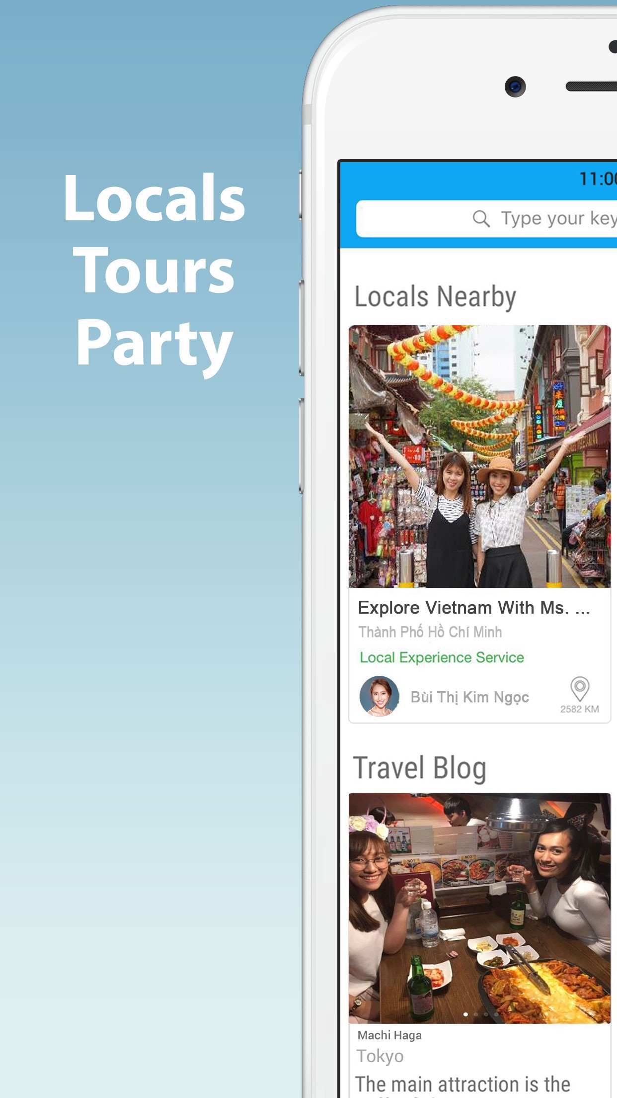 Nuflit: Private Tour Guide Screenshot