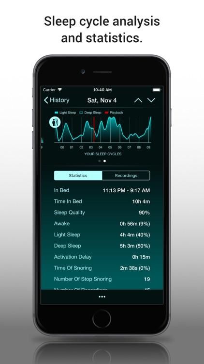 Snoring App Iphone Free