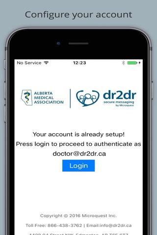 dr2dr mobile - náhled