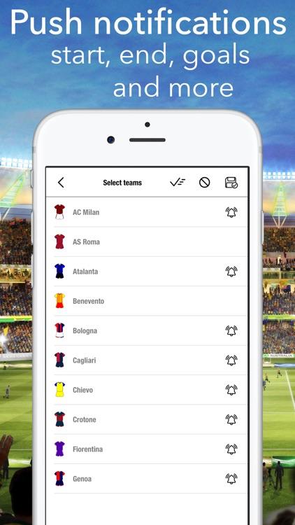 Italian Football - for Serie A screenshot-4