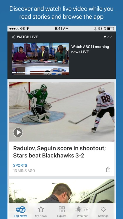 ABC7 Chicago News screenshot-3
