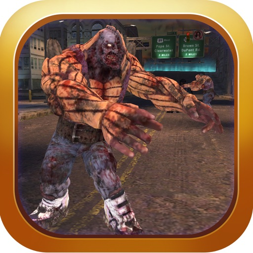 Call Of Zombies Blood Survival Adventure Game