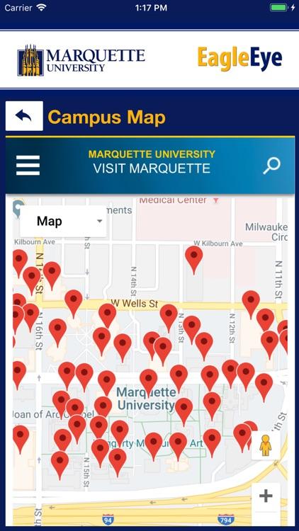 EagleEye -Marquette University screenshot-4
