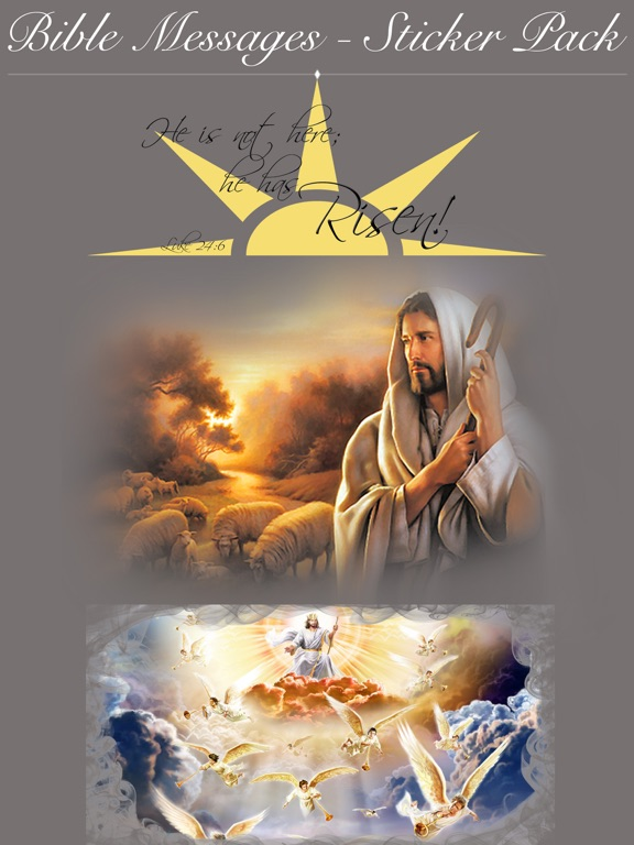 Bible Messages - Sticker Pack screenshot 7