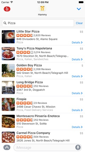 Yelp: Discover Local Favorites Screenshot
