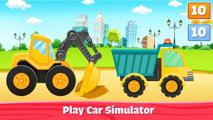 Car builder Vehicle simulator screenshot-3