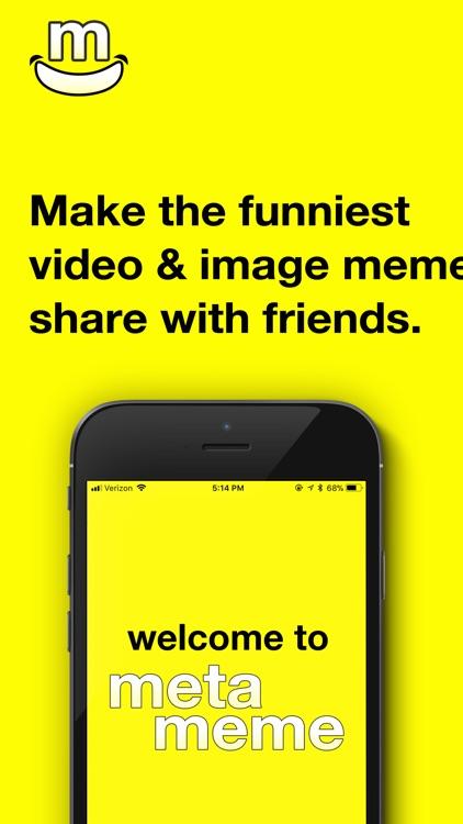 Meta Meme: Video & Image Memes