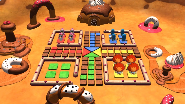 GO LOOK IMPORTANTBOOK: Logic and structure game ludo electronics as