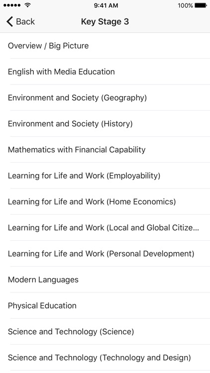 Northern Ireland Curriculum screenshot-4