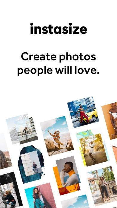 Instasize - Photo Editor Screenshot