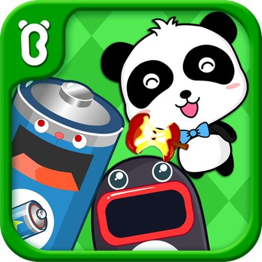 ベビーごみ分別—BabyBus 子ども・幼児教育アプリ