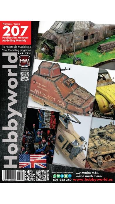 HobbyWorld Magazine E... screenshot1