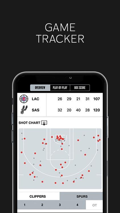 San Antonio Spurs screenshot-3