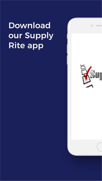 Supply Rite screenshot three